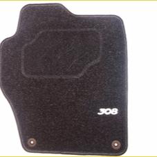 PEUGEOT 308 STANDARD CARPET MATS [Hatchback and SW] 1.6 2.0 PETROL & DIESEL NEW! Thumbnail 1