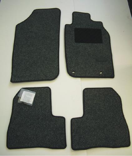 PEUGEOT 206 STANDARD CARPET MATS [3 & 5 door hatchback & SW up to Sept 2006] Thumbnail 1