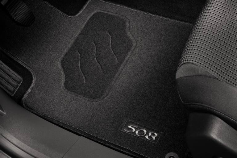 PEUGEOT 508 STANDARD CARPET MATS [Fits all 508 models] 1.6 2.0 2.2 HDI NEW!