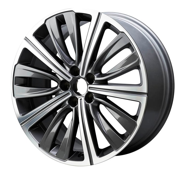 """PEUGEOT 508 STYLE 12 19""""ALLOY WHEEL [Fits all 508 models] 1.6 2.0 2.2 HDI NEW!"""
