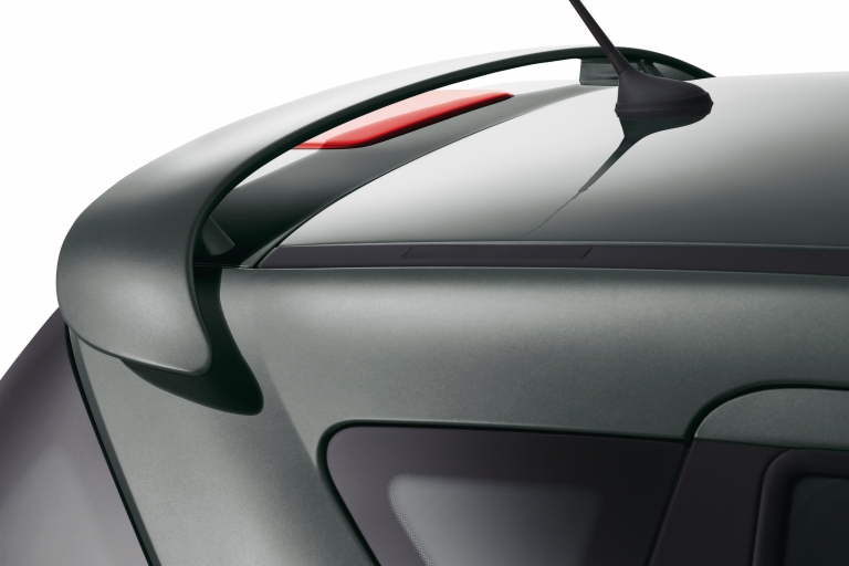 peugeot 207 tailgate spoiler sw sports wagon genuine peugeot accessory item style peugeot. Black Bedroom Furniture Sets. Home Design Ideas