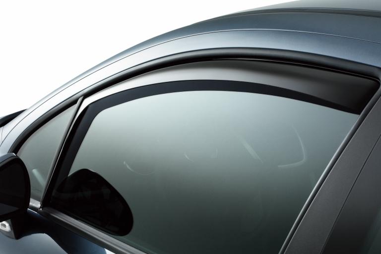 PEUGEOT 207 WIND DEFLECTORS [3 door models] GT GTI RC THP TURBO GENUINE PEUGEOT