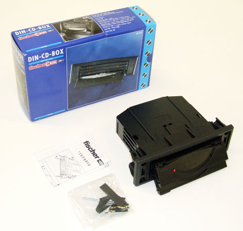 PEUGEOT 307 CD STORAGE BOX [Fits all 307 models] 1.6 2.0 16v HDI XSI NEW! Thumbnail 1