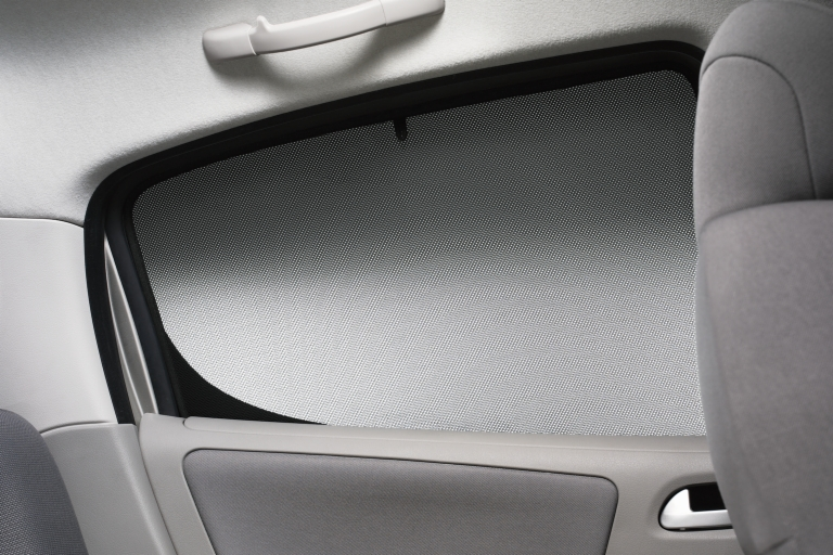 PEUGEOT 207 REAR DOOR SIDE WINDOW SUNBLIND [3 door hatch] GT GTI RC THP TURBO