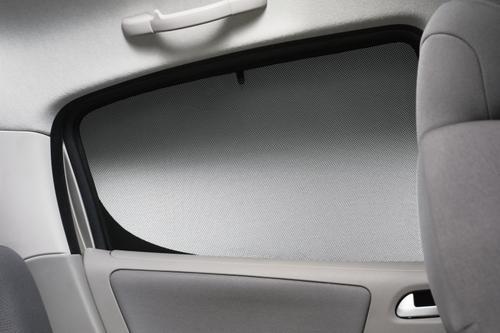 PEUGEOT 207 REAR DOOR SIDE WINDOW SUNBLIND [3 door hatch] GT GTI RC THP TURBO Thumbnail 1
