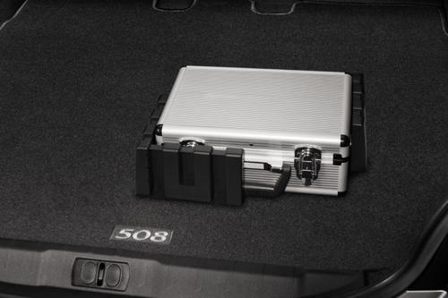 PEUGEOT RCZ BOOT RETAINERS [Fits all RCZ models] 1.6 TURBO THP 2.0 HDI NEW! Thumbnail 1