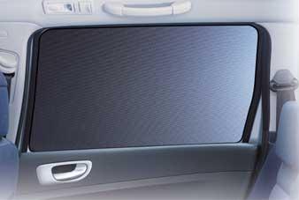 PEUGEOT 307 REAR SIDE WINDOW SUN BLINDS [5dr hatchback] 1.6 2.0 XSI HDI NEW! Thumbnail 1