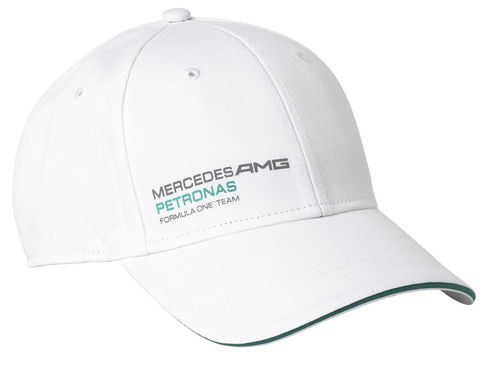 Sale mercedes amg formula 1 team classic supporters cap for Mercedes benz hats sale