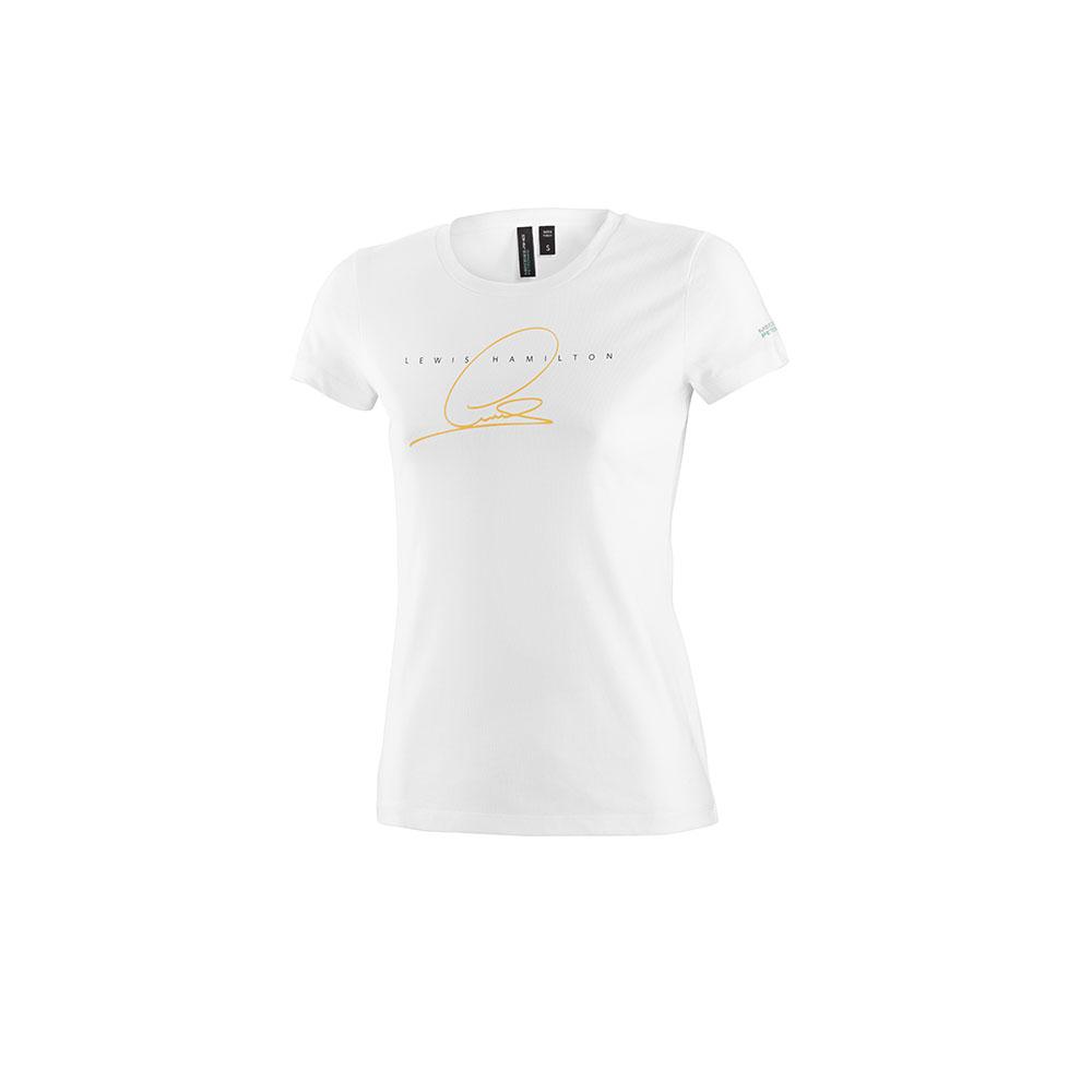 Sale mercedes amg formula 1 team ladies lewis hamilton for Mercedes benz t shirts sale