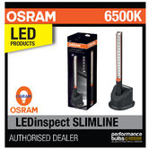 New! OSRAM LEDinspect Slimline 6500K LED Inspection Lamp Rechargeable Via USB!