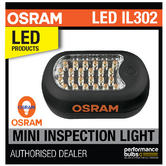 New! OSRAM LEDinspect 24+3 LED Mini Inspection Lamp 6000K + 2 Year Guarantee