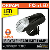New! OSRAM LED bike FX35 Cycle Bike Bicycle LED Head Light Lamp - 3 Settings