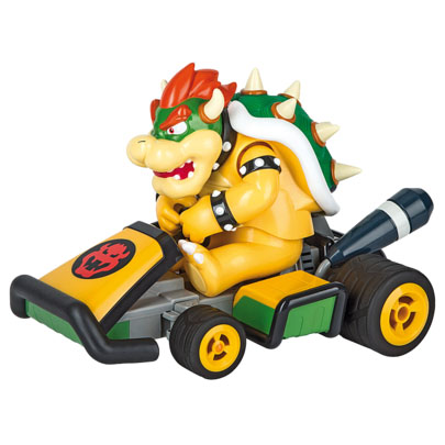 mario kart remote control car charging instructions