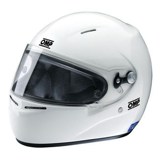 View Item SC724 OMP SUPERKART HELMET