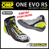 IC/805RS OMP ONE EVO R FORMULA BOOTS