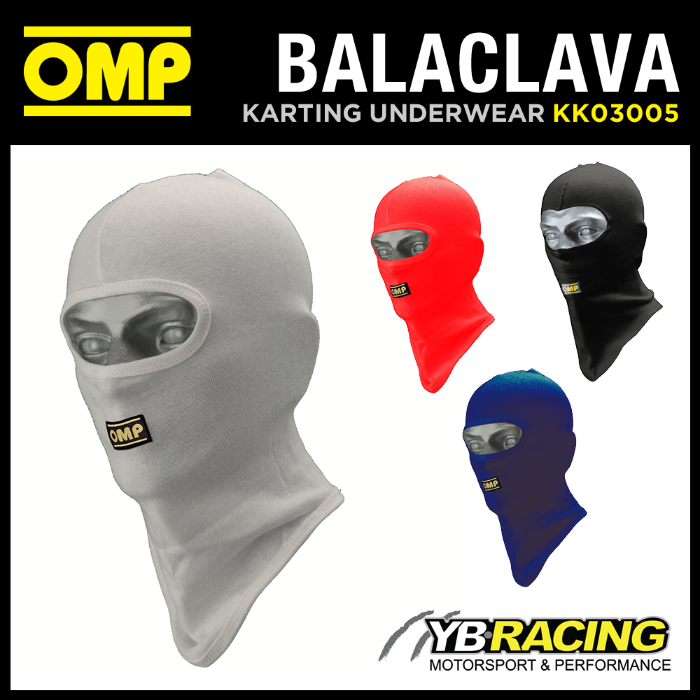 KK03005 OMP OPEN FACE BALACLAVA
