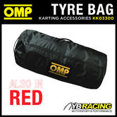 KK03300 OMP KART TYRE STORAGE BAG
