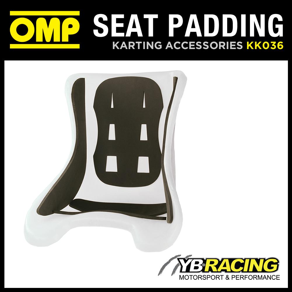 KK036 OMP KART SEAT FOAM PADDING KIT