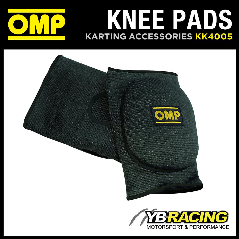 KK04005 OMP PADDED KNEE PADS