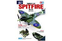 Adh5 Tamiya How To Build Tamiya's Spitfire Publications Model Book