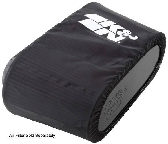 100-8521DK K&N KN AIR FILTER WRAP [DRYCHARGER; 100-8521, BLACK] BRAND NEW K&N! Preview