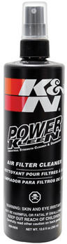 99-0606 K&N KN POWER KLEEN AIR FILTER CLEANER & DEGREASER 12fl oz PUMP SPRAY
