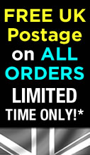 Free UK Postage on ALL ORDERS