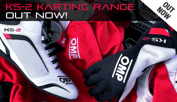 KS-2 KARTING RANGE OUT NOW