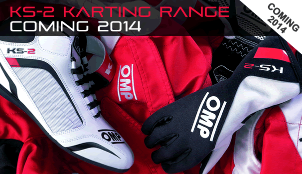 KS-2 KARTING RANGE COMING 2014