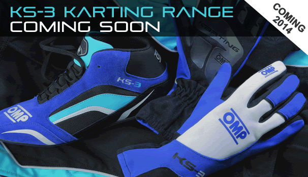 KS-3 KARTING RANGE COMING 2014