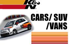 CARS / SUV / VAN