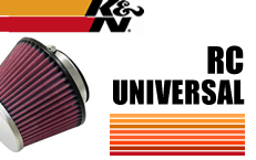 RC- UNIVERSAL AIR FILTERS