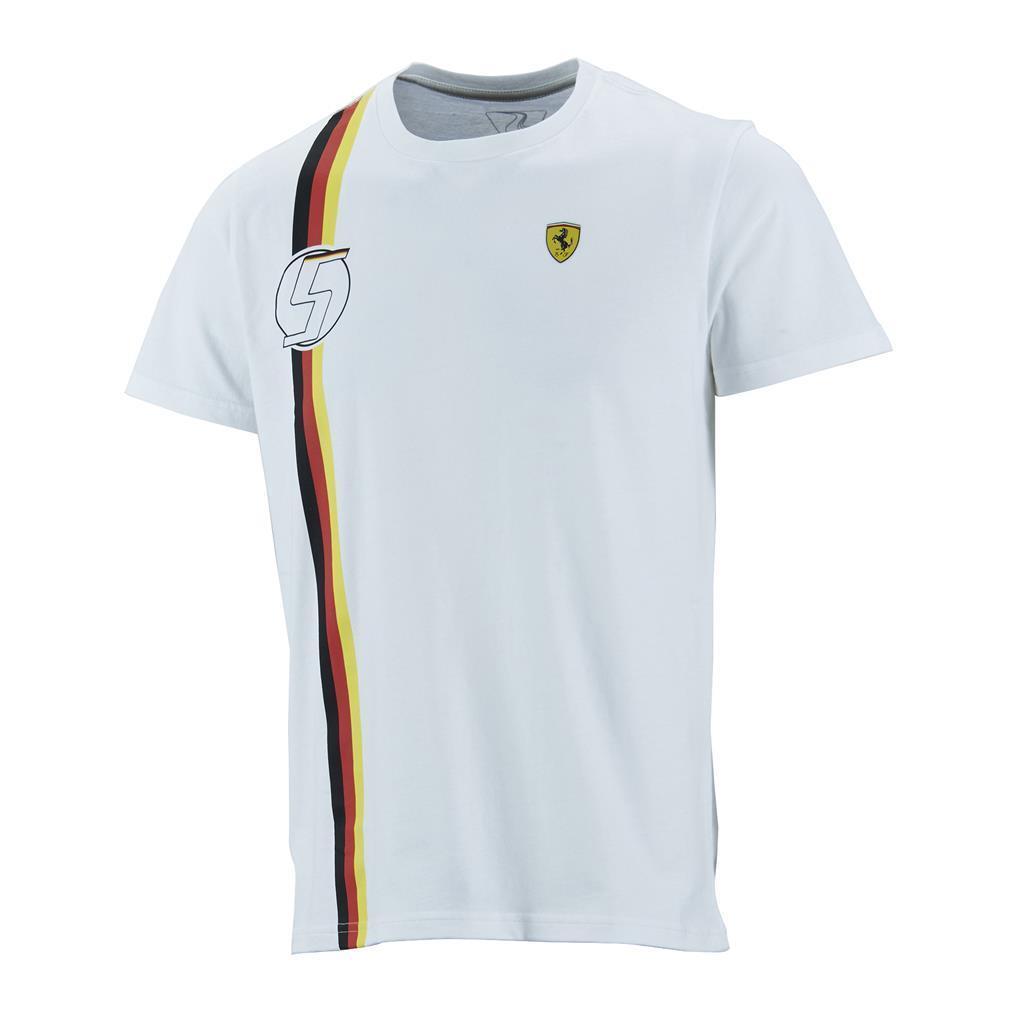 sebastian vettel german flag mens t shirt 2015 f1. Black Bedroom Furniture Sets. Home Design Ideas
