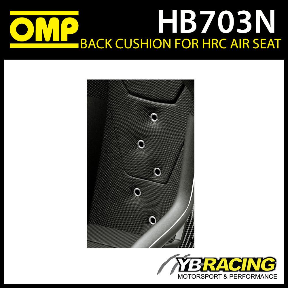 HB/703/N/XL OMP RACING AIR COOL BACK SUPPORT CUSHION FOR HRC RACE SEAT HA/794/N