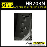 HB/703/N/XL OMP RACING AIR COOL BACK SUPPORT CUSHION FOR HRC RACE SEAT HA/794/N