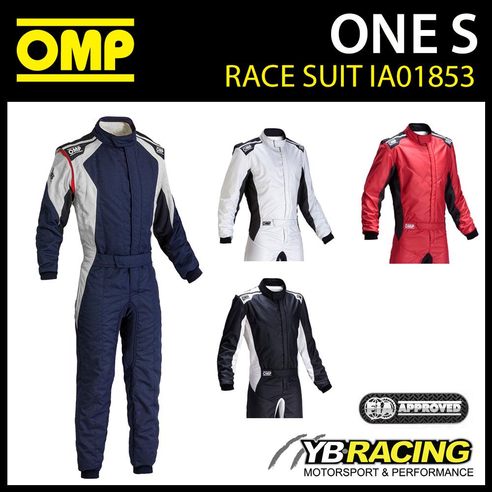 OMP ONE RACE SUIT