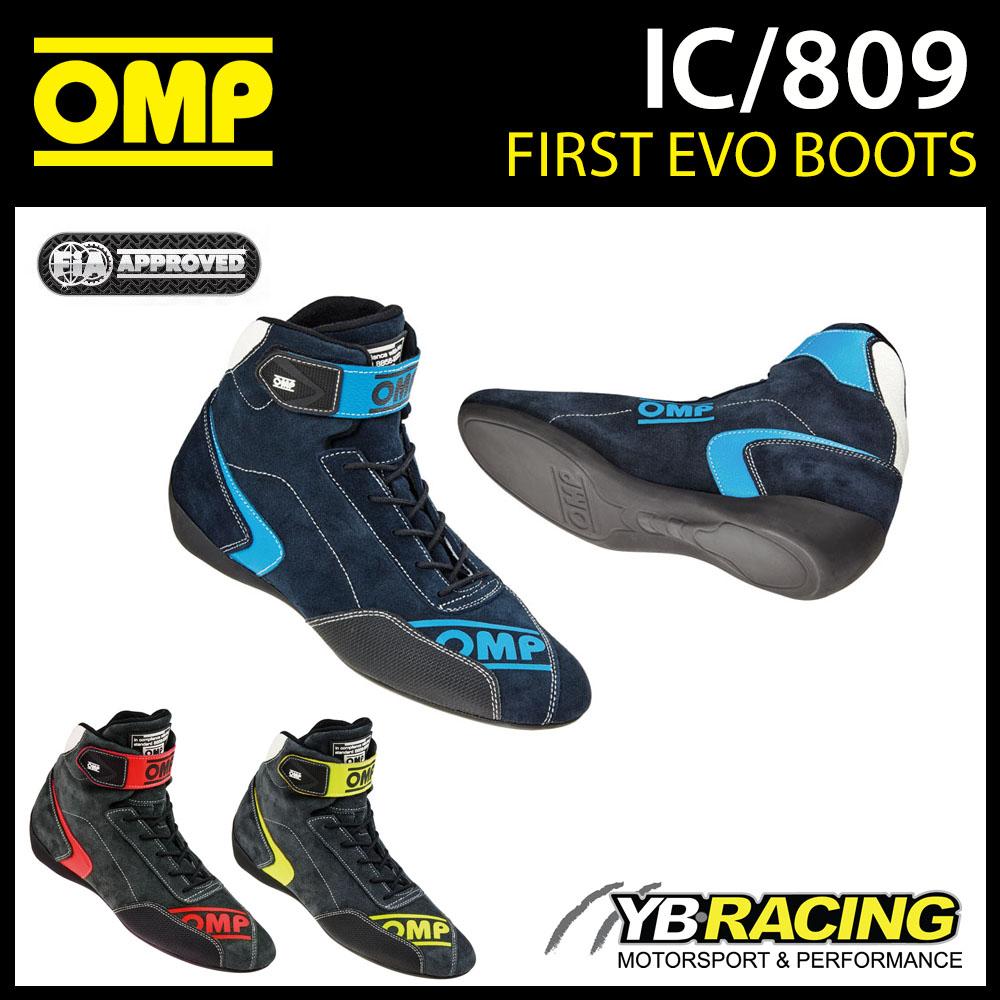 IC/809 OMP FIRST EVO BOOTS