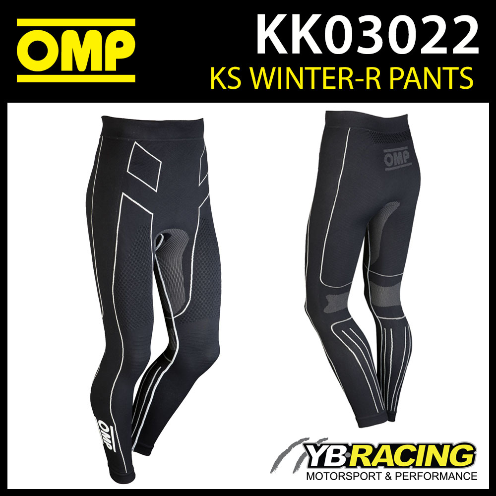 KK03022 OMP WINTER-R LONG PANTS BASE LAYER