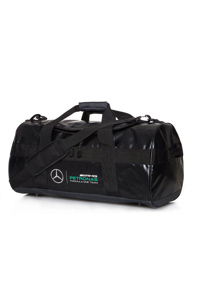 New 2016 mercedes amg f1 formula one team sports bag for Mercedes benz f1 shop