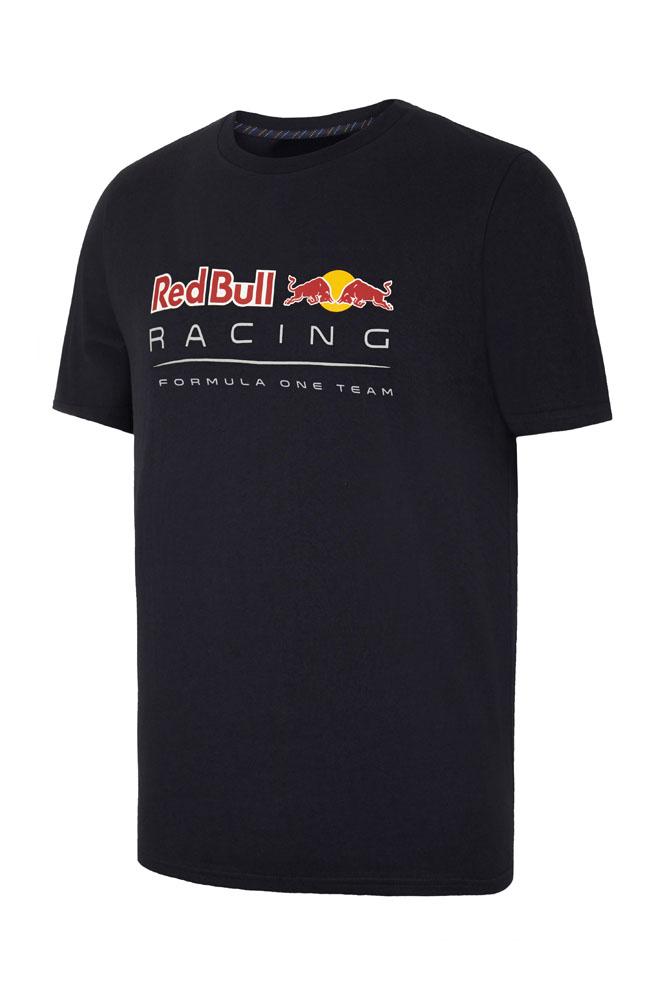 sale red bull racing f1 mens large logo t shirt tee formula one team ebay. Black Bedroom Furniture Sets. Home Design Ideas