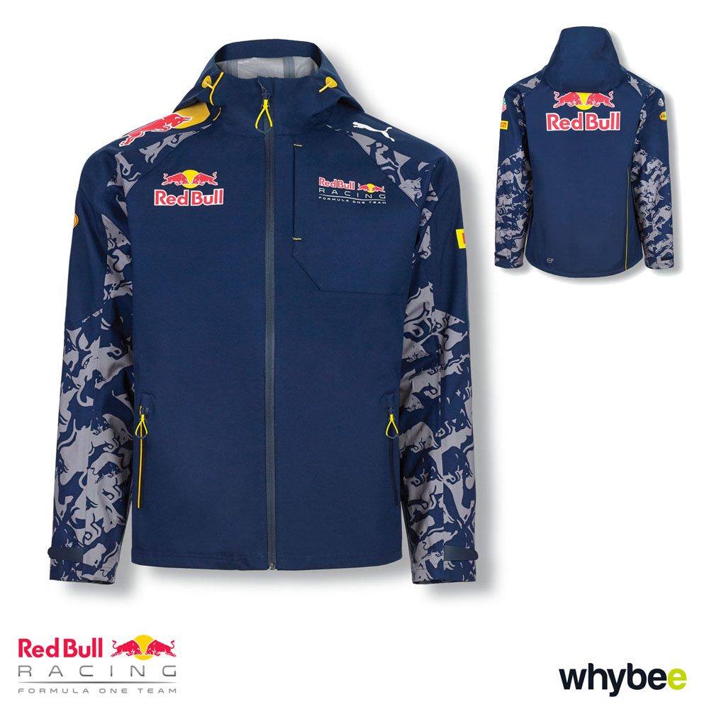 2016 red bull racing f1 formula 1 teamline mens rain. Black Bedroom Furniture Sets. Home Design Ideas