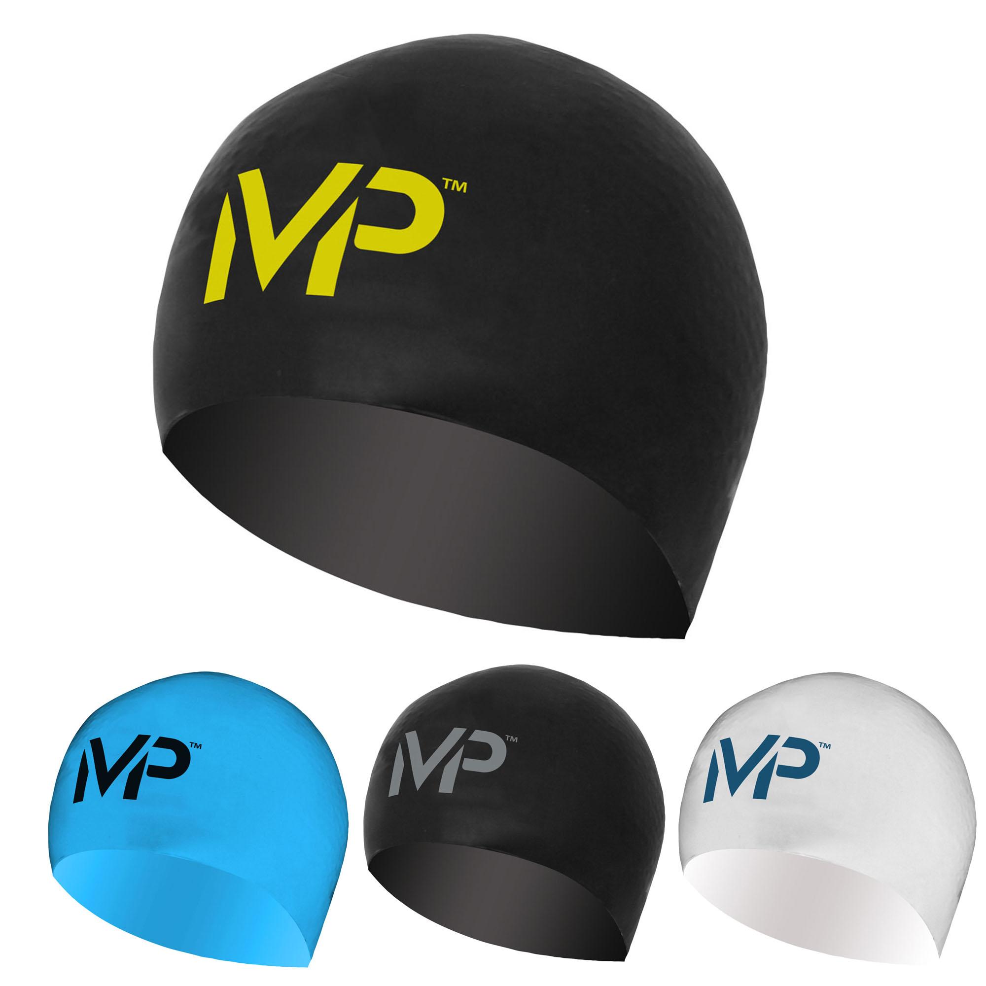 New Aqua Sphere Michael Phelps Race Swim Cap Swimming Pool Triathlon Open Water Ebay