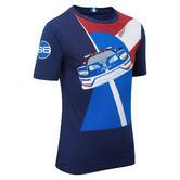 Ford GT Childrens Boys Kids Race Car Graphic T-Shirt - World Endurance Race Team