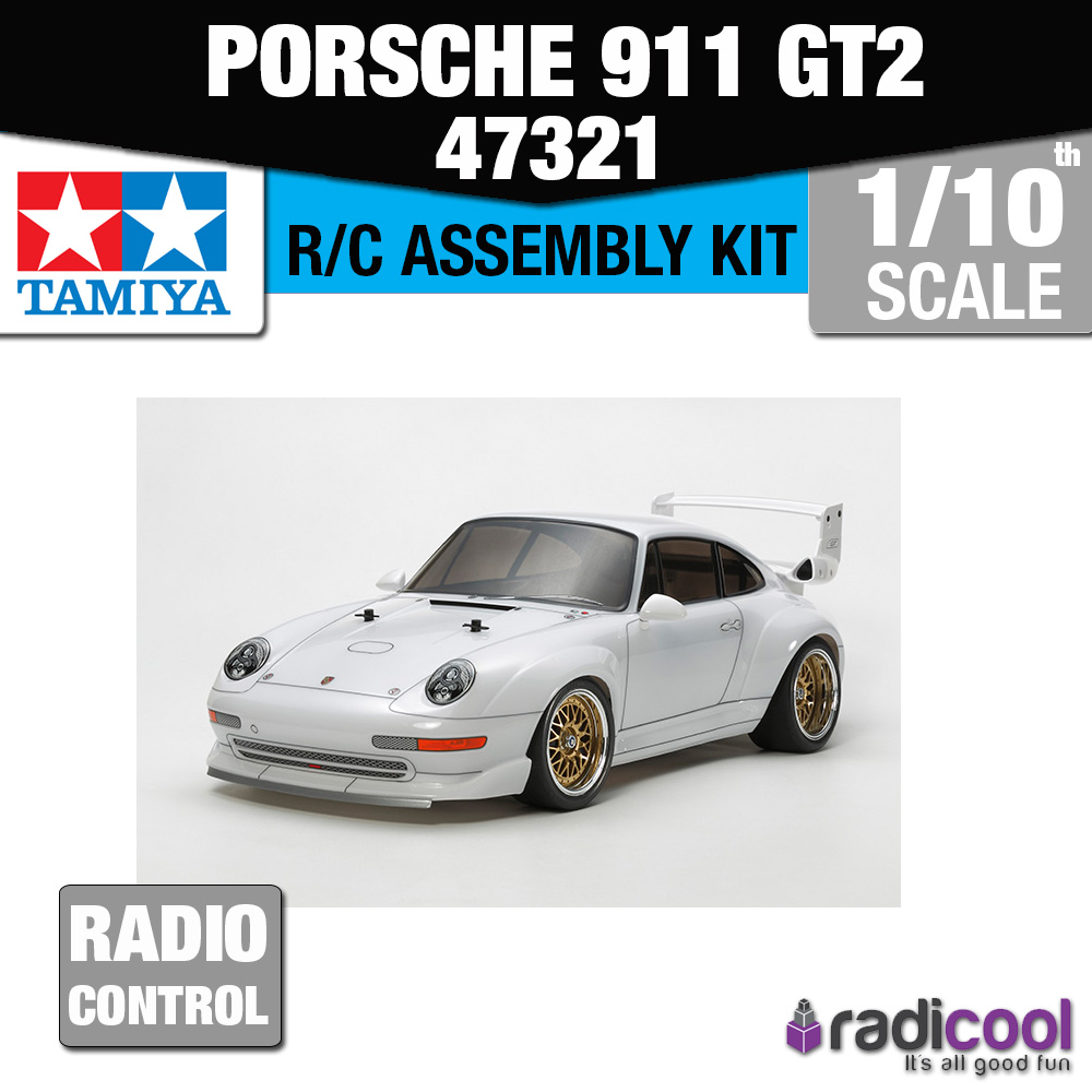 tamiya 1 10 porsche 911 gt2 4wd kit tamiya ta02sw porsche. Black Bedroom Furniture Sets. Home Design Ideas