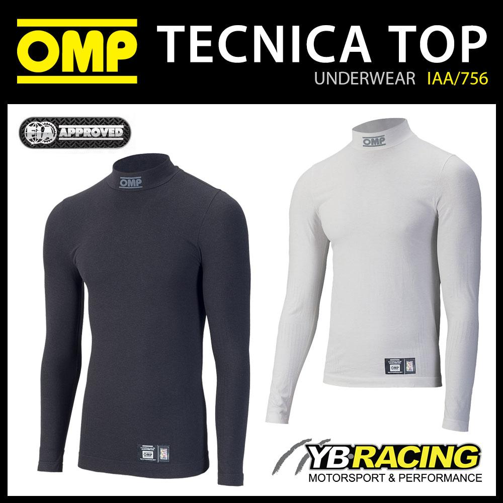 IAA/756 OMP TECNICA LONG SLEEVE TOP