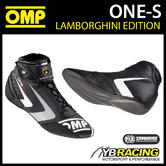 IC/807 OMP ONE-S BOOTS LAMBORGHINI EDITION