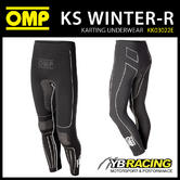 KK03022E OMP WINTER-R LONG PANTS BASE LAYER