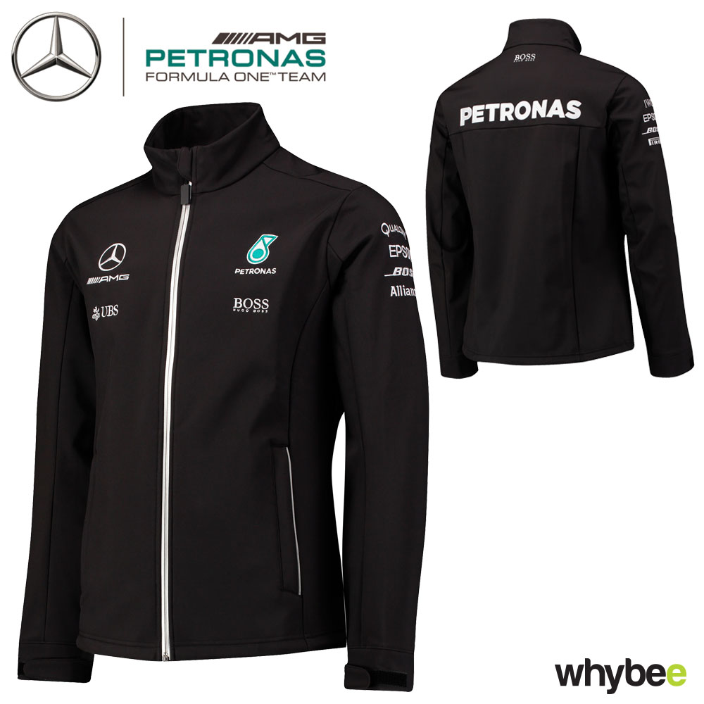 36835023595 2017 mercedes amg f1 lewis hamilton formula 1 team softshell jacket by hugo  boss ebay