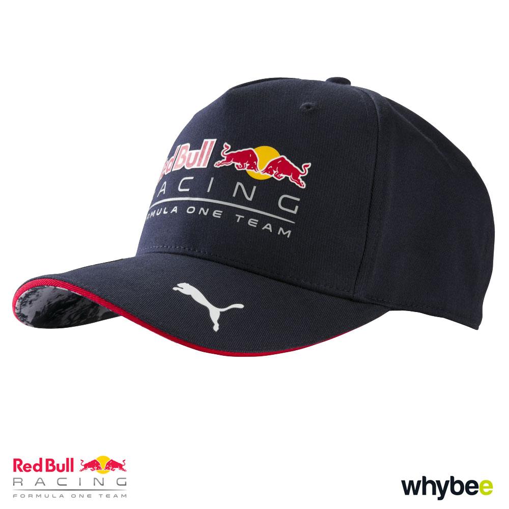 puma 2017 daniel ricciardo baseball cap adult size red bull formula one team red bull racing. Black Bedroom Furniture Sets. Home Design Ideas