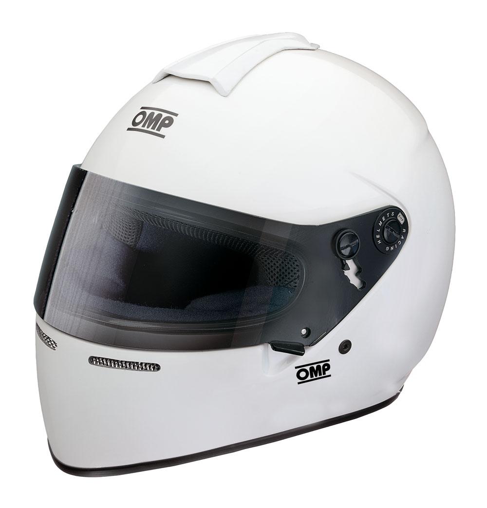 Sc752 Omp J Kart Cmr Helmet Xxxs 50 51cm Snell Fia